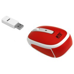 btc m953uiii red usb