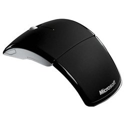 Microsoft Arc mouse USB (черный)