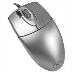 A4Tech OP-620D USB (серебро)