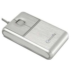 macally accuglide silver usb
