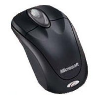 microsoft wireless notebook optical mouse 3000 black usb