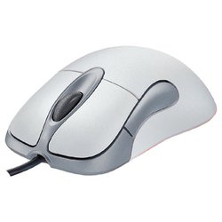 microsoft intellimouse optical white usb+ps/2