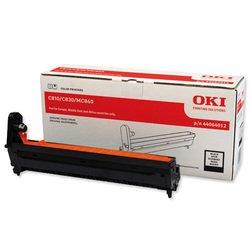 Фотобарабан для OKI C810, 830, 801, 821, MC860 OKI-44064012 (черный)