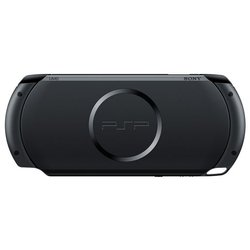 sony playstation portable psp e1008 (черный)