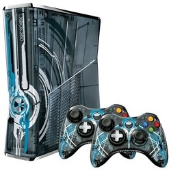 microsoft xbox 360 320gb limited edition halo 4