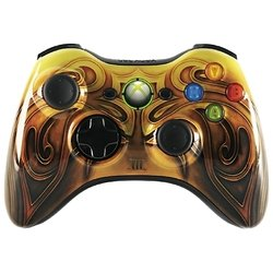 Microsoft Xbox 360 Wireless Controller Fable III Limited Edition