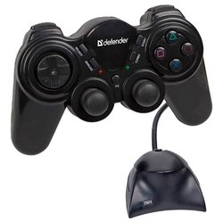 Defender Game Racer Wireless PRO