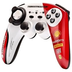 Thrustmaster F1 Wireless Gamepad Ferrari 150th Italia Alonso Edition