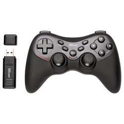 trust gxt 30 wireless gamepad for pc & ps3