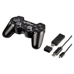 hama wireless controller scorpad for ps3
