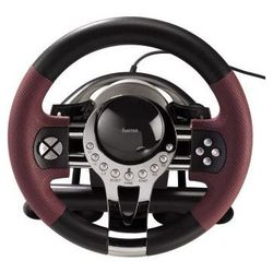 ���� ���� ��� sony playstation 3 (hama thunder v5 racing wheel for ps3) (������-������)