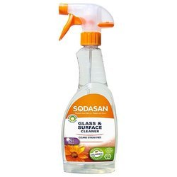 Спрей SODASAN Glass & Surface Cleaner