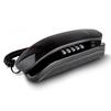 teXet TX-215 (черный) ::: - Проводной телефонПроводные телефоны<br>Проводной телефон с возможностью настольно-настенное крепления, тональный и импульсный способы набора номера, повтор номера, отключение микрофона.<br>