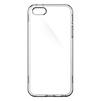 Чехол-накладка для Apple iPhone 5, 5S (Perfeo PF_5237) (прозрачный) - Чехол для телефонаЧехлы для мобильных телефонов<br>Убережет смартфон от царапин, грязи и небольших повреждений, сохранит внешний вид устройства.<br>