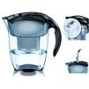 Brita Elemaris XL (черный) - Фильтр, умягчительФильтры и умягчители для воды<br>Фильтр, кувшин, очистка от хлора, для холодной воды, календарь замены фильтра.<br>