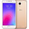 Meizu M6 32GB (золотистый) ::: - Мобильный телефонМобильные телефоны<br>GSM, LTE, смартфон, Android 7.0, вес 143 г, ШхВхТ 72.8x148.2x8.3 мм, экран 5.2, 1280x720, Bluetooth, Wi-Fi, GPS, ГЛОНАСС, фотокамера 13 МП, память 32 Гб, аккумулятор 3070 мАч.<br>