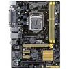 ASUS H81M-C RTL - Материнская платаМатеринские платы<br>Материнская плата с сокетом LGA1150, форм-фактор microATX, чипсет Intel H81, до 2 планок памяти DDR3 DIMM частотой 1066 - 1600 МГц, слоты расширения: 1xPCI-E x16, 2xPCI-E x1, 1xPCI, разъемов SATA 3Gb/s: 2, разъемов SATA 6Gb/s: 2, на задней панели: 6xUSB, из них 2xUSB 3.0, LPT, D-Sub, DVI, Ethernet, PS/2 (клавиатура), PS/2 (мышь).<br>