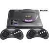 Sega Retro Genesis HD Ultra + 50 игр ZD-06 - Игровая приставкаИгровые приставки<br>Приставка игровая, 50 игр, 2 беспроводных 2.4 ГГц джойстика, HDMI кабель.<br>