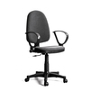 Recardo Assistant (D-образный) (серый) - Стул офисный, компьютерныйКомпьютерные кресла<br>Recardo Assistant - Компьютерное кресло, выдерживает вес до 120 кг, регулируемая спинка<br>