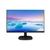 Philips 243V7QSB (00/01) (черный) - МониторМониторы<br>LCD, 23.8, черный, IPS, 1920x1080, 8 ms, 178°/178°, 250 cd/m, 10M:1, D-Sub, DVI.<br>