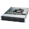 Серверный корпус SuperMicro CSE-825TQC-R740LPB - КорпусКорпуса<br>Серверный корпус, 2U, ATX и E-ATX, 740 Вт 80 Plus Platinum, 8x 3.5, 89x437x647 мм.<br>