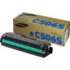 Картридж для Samsung CLX-6260, CLP-680 (Samsung by HP CLT-C506S) (голубой)  - Картридж для принтера, МФУКартриджи<br>Картридж совместим с Samsung CLX-6260, CLP-680.<br>