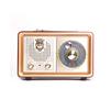 Сигнал БЗРП РП-324 (коричневый) - РадиоприемникРадиоприемники<br>Тип тюнера: аналоговый, диапазоны: УКВ/СВ/КВ, частоты для каждого диапазона: УКВ (64-108)MHz / СВ (530-1600)KHz / КВ (5.9-18.0)MHz.<br>
