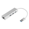 USB 3.0 HUB 3 порта (Greenconnect GCR-AP05) - USB HUBUSB HUB<br>USB 3.0 Хаб на 3 порта + 10/100Mbps Ethernet Network.<br>