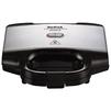 Сэндвичница Moulinex SM155D32 (серебристый) - СэндвичницаСэндвичницы и приборы для выпечки<br>Сэндвичница, мощность - 700 Вт, механическое управление, материал корпуса - металл и пластик, порций - 4, число режимов - 1, антипригарное покрытие, отсек для хранения шнура, индикатор работы.<br>