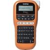 Brother P-touch PT-E110VP (оранжевый) - Принтер, МФУПринтеры и МФУ<br>Печатает наклейки до 12 мм шириной. В комплекте адаптер питания, кассета с лентой и кейс для переноски.<br>