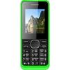 Irbis SF14 (зеленый) ::: - Мобильный телефонМобильные телефоны<br>Поддержка двух SIM-карт, экран 1.77, разрешение 160x128, без камеры, память 32 Мб, слот для карты памяти, Bluetooth, WiMAX, аккумулятор 600 мАч.<br>