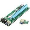 Райзер PCI-E x1 (M)-PCI-E x16 (F) (Espada EPCIeKit02) - Контроллер