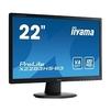 Iiyama X2283HS-B3 (черный) - МониторМониторы<br>Монитор Iiyama 21.5 X2283HS-B3 - черный, VA, LED, 4ms, 16:9, HDMI M/M, матовая, 3000:1, 250cd, 178гр/178гр, 1920x1080, D-Sub, DisplayPort, FHD.<br>