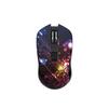 QUMO Fractal M25 - МышьМыши<br>Мышь, верхняя панель с рисунком, интерфейс - 2.4G, USB нано ресивер, 4 кнопки.<br>