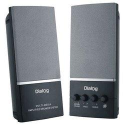 Dialog AM-12B (черный)