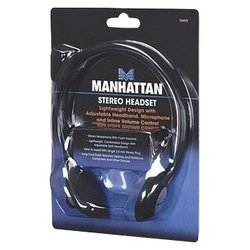 manhattan stereo headset (164429)