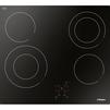 Hansa BHC66506 (черный) - Варочная поверхностьВарочные панели<br>Варочная поверхность, стеклокерамика без рамки, световой индикатор работы, цифровая индикация степени нагрева, 4х сегментный индикатор остаточного тепла, таймер минутник, таймер на каждую зону, автоматика закипания.<br>