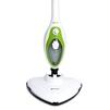 Kitfort KT-1004-2 (белый, зеленый) - Пароочиститель, отпаривательПароочистители и отпариватели<br>Kitfort KT-1004 - паровая швабра, мощность 1500 Вт, объем 0.35 л<br>