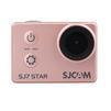 SJCAM SJ7 Star (розовый) ::: - Экшн-камераЭкшн-камеры<br>Экшн-камера, запись видео UHD 4K на карты памяти, матрица 12 МП, карты памяти microSD, microSDHC, Wi-Fi, вес: 80 г. В комплекте: USB-кабель, бокс для подводной съемки (до 30 метров).<br>