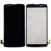 Дисплей для LG K8 K350E с тачскрином (М7746275) (черный) - Дисплей, экран для мобильного телефонаДисплеи и экраны для мобильных телефонов<br>Полный заводской комплект замены дисплея для LG K8 K350E. Стекло, тачскрин, экран для LG K8 K350E в сборе. Если вы разбили стекло - вам нужен именно этот комплект, который поставляется со всеми шлейфами, разъемами, чипами в сборе.<br>Тип запасной части: дисплей; Марка устройства: LG; Модели LG: K8 K350E; Цвет: черный;