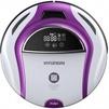 Hyundai H-VCRQ70 (белый, фиолетовый) - ПылесосПылесосы<br>Робот-пылесос, тип уборки - сухая/влажная, мощность - 14.4 Вт, объем пылесборника - 0.4 л, тип аккумулятора - Li-Ion, емкость аккумулятора - 2200 мAч.<br>