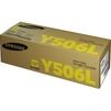 Тонер картридж для Samsung CLP-680, CLX-6260 (Samsung by HP CLT-Y506L) (желтый) - Картридж для принтера, МФУКартриджи<br>Совместим с моделями: Samsung CLP-680, Samsung CLX-6260, Samsung CLX-6260FD, Samsung CLX-6260FR.<br>