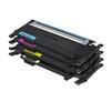 Комплект картриджей Samsung CLP-320, CLP-320N, CLX-3185N, CLX-3185FN (Samsung by HP CLT-P407C) (желтый, голубой, пурпурный, черный) - Картридж для принтера, МФУКартриджи<br>Совместим с моделями: Samsung CLP-320, CLP-320N, CLP-325, CLX-3185, CLX-3185N, CLX-3185FN.<br>