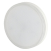 Светодиодная лампа ЭРА GX-7w-827-GX53 (белый) - ЛампочкаЛампочки<br>ЭРА GX-7w-827-GX53 - светодиодная лампа, высота: 25 mm, диаметр: 75 mm, индекс цветопередачи: Ra&80, мощность: 7 вт, напряжение: 170-265V, светоотдача: 600 Lm, цветовая температура: 2700K, цоколь: GX53, диапазон рабочих температур: - 25..+50°C, материал: пластик, металл.<br>