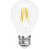 Светодиодная лампа Smartbuy SBL-A60F-10-40K-E27 - ЛампочкаЛампочки<br>Угол рассеивания светового пучка 360 градусов. Хорошая цветопередача. Отсутствие мерцания обеспечивает меньшую утомляемость глаз. Высокоэффективный драйвер обеспечивает стабильную работу. Большой срок службы — 30 000 часов работы.<br>