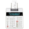 Casio FR-2650RC-W-EC (серый, белый) - КалькуляторКалькуляторы<br>Калькулятор с печатью, 12-разрядный, тип дисплея - монохромный, количество строк дисплея - однострочный.<br>