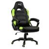 Aerocool AC80C AIR (черный, зеленый) - Стул офисный, компьютерныйКомпьютерные кресла<br>Aerocool AC80C AIR - кресло для геймеров, до 130 кг, регулировка силы отклонения спинки, механизм качания, регулировка высоты сиденья: «газлифт», материал обивки: искусственная кожа, натуральная кожа.<br>
