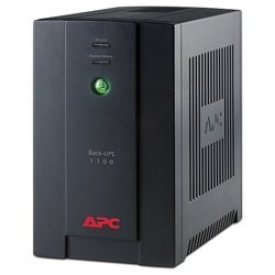 APC Back-UPS 1100VA with AVR, Schuko Outlets for Russia, 230V
