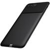 Чехол-накладка для Apple iPhone 7 Plus, 8 Plus (Baseus Wireless Charging Receive Backclip ACAPIPH7P-LJ01) (черный) - Чехол для телефонаЧехлы для мобильных телефонов<br>Чехол не только обеспечит оригинальный вид и качественную защиту смартфона, но и позволит заряжать его беспроводным методом по технологии QI. Встроенный в накладку QI-чип обеспечит аккумулятор коммуникатора зарядом с силой тока в 1 ампер, полученный беспроводным путем. Также у вас появится возможность устанавливать телефон в чехле от Baseus на магнитные держатели.<br>
