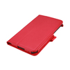 Чехол-книжка для Lenovo TAB 3 Essential 710i, 710F (IT BAGGAGE ITLN710-3) (красный) - Чехол для планшетаЧехлы для планшетов<br>Защитит планшет от пыли, грязи и других негативных воздействий.<br>